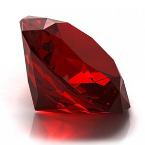 Кристалл рубина