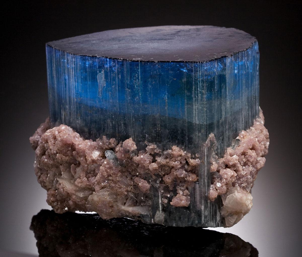 Турмалин синий