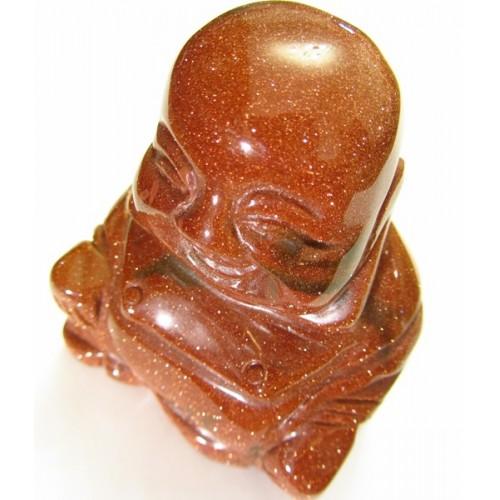Фигурка Будды авантюрин