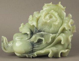 Нефритовый цветок