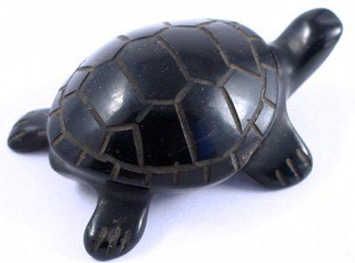 Фигурка из Гагата - Черепаха