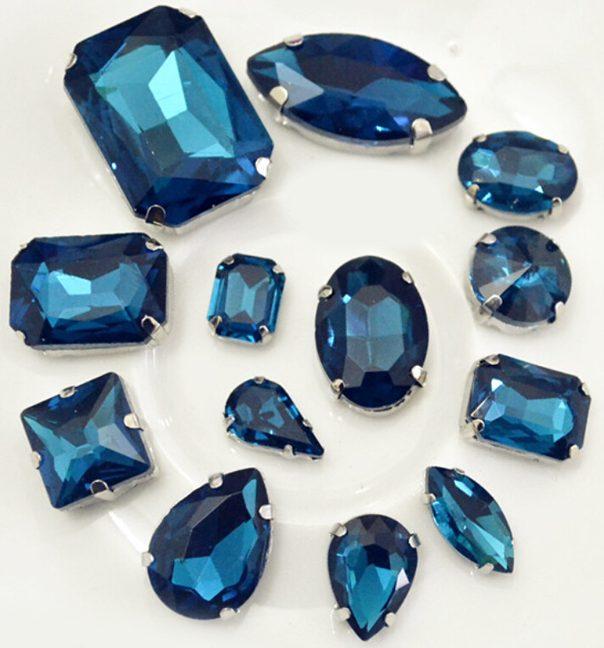 Синий циркон