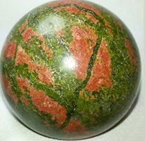 Унакит шар
