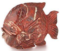 Рыбка из Яшмы