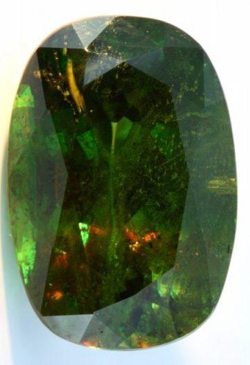Титанит камень