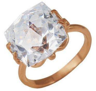 Кольцо с Алунитом