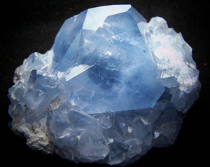 Целестин минерал