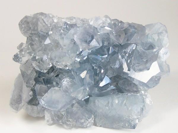 Целестин кристаллы
