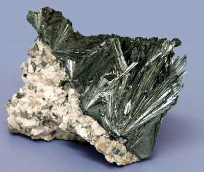 Пиролюзит камень
