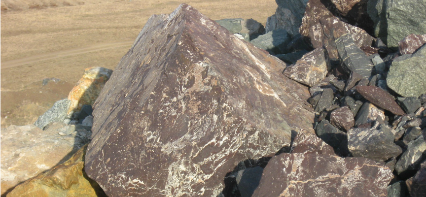 Аргиллит горная порода