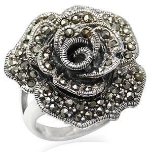 Кольцо Марказит