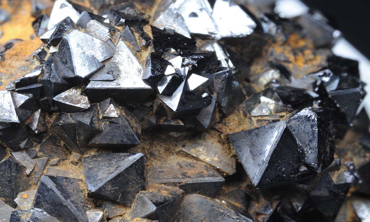 Магнетит минерал