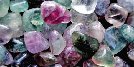 Свойства камня флюорит
