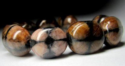 Хиастолит — камень крестовик