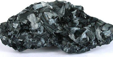 Пиролюзит минерал