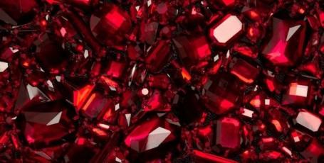 Свойства камня рубин